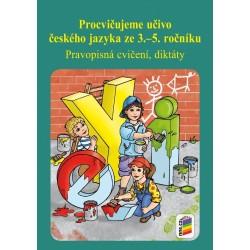 0555 Procvičujeme učivo ČJ ze 3. až 5. roč.