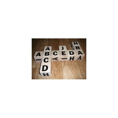13819 Abeceda - kostky (nová nabídka)