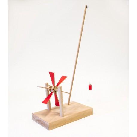 8001 Foukací větrník