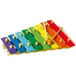 8012 Xylofon barevný