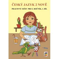 0253 Český jazyk 2 nově, 1. díl - pracovní sešit