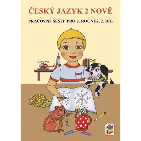 0254 Český jazyk 2 nově, pracovní sešit, 2. díl