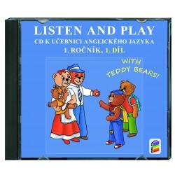 01821 CD - Listen and Play 1. díl