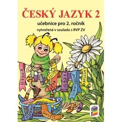 0255 Český jazyk 2 (učebnice) - nová řada - NOVINKA