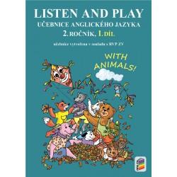 0280 Učebnice Listen and play 2, 1. díl