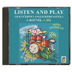 02821 CD Listen and play 2,1. díl - novinka