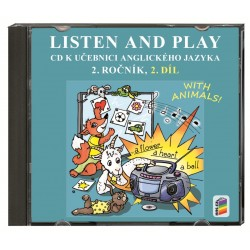 02822 CD Listen and play 2, 2. díl