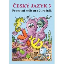 0362 Český jazyk 3, pracovní sešit A4 - novinka
