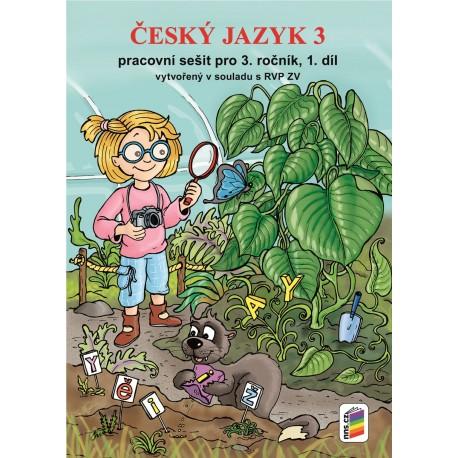 0365 Český jazyk 3/1.díl novinka