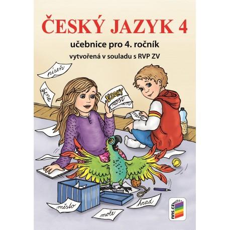 0475 Český jazyk 4 učebnice