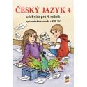 0475 Český jazyk 4, učebnice - nová řada