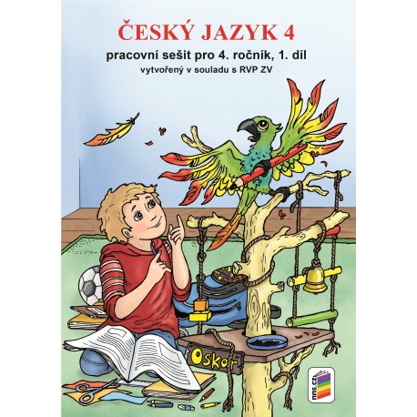 0476 Český jazyk 4 1. díl (prac. sešit)