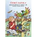 0476 Český jazyk 4/1. díl - pracovní sešit (nová řada)
