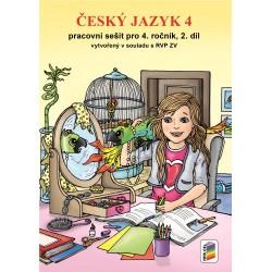 0477 Český jazyk 4/2 pracovní sešit