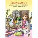 0477 Český jazyk 4/2. díl - pracovní sešit (nová řada)