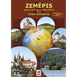 0876 Zeměpis 8/2.díl učebnice - Česká republika