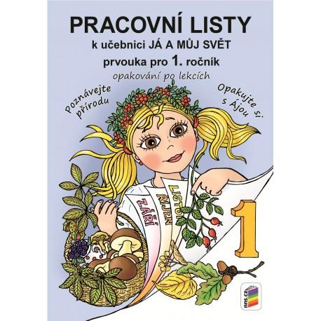 0173 Pracovni Listy Ja A Muj Svet 1 Skolni Brasnicka Cz