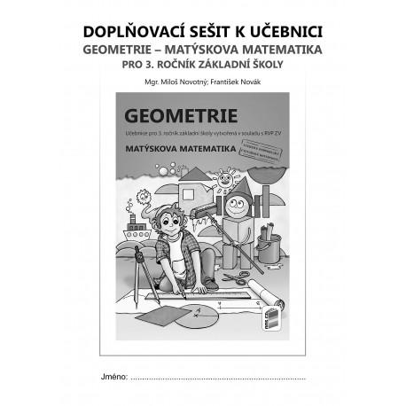 0326 Doplňovací sešit k učebnici Geometrie 3. ročník