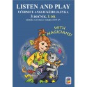 0380 Listen and Play with magicians! 3/1. díl - učebnice