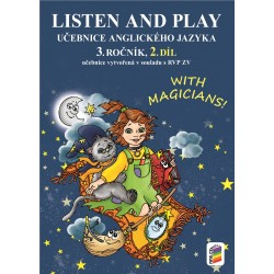 0381 Listen and play 3, 2. díl