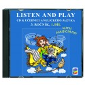 03821 CD Listen and Play with magicians! 3/1. díl