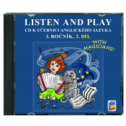 03822 CD Listen and play 3, 2. díl