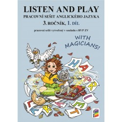 0385 Listen and play 3, 1. díl, pracovní sešit