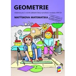 0337 Geometrie, učeb.pro 3. r., Matýskova mat.