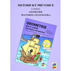 0425 Met. průvodce ke Geometrii pro 4 ročník