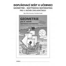 0426 Doplňovací sešit k učebnici Geometrie