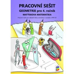 0429 Geometrie, prac. sešit pro 4. r., Matýskova mat.