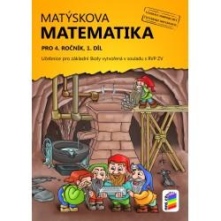 0435 Matýskova matematika, 1 díl, učebnice