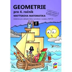 0437 Geometrie, učeb. pro 4. r., Matýs. mat