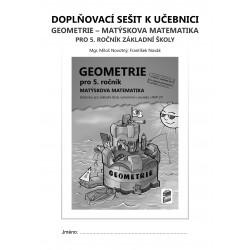 0526 Doplňovací sešit k učebnici Geometrie