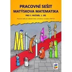 0527 Matýskova matematika, 1. díl, prac. sešit