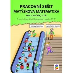 0528 Matýskova matematika, 2. díl, prac. sešit