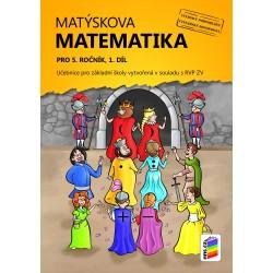 0535 Matýskova matematika, 1. díl, učebnice