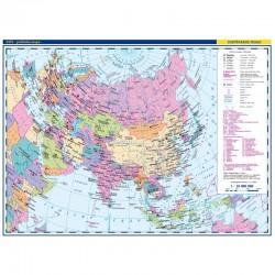 13749 Asie - politická mapa