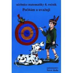 Matematika 4 - Počítám a uvažuji (učebnice)