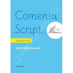 13847 Comenia script - praktický manuál