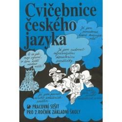 160280 Cvičebnice českého jazyka pro 2. r. ZŠ