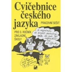 160449 Cvičebnice českého jazyka pro 3. r. ZŠ