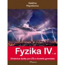179033 Prodos - Fyzika IV. - 1. díl učebnice - NOVINKA