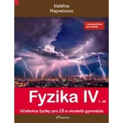 179075 Prodos - Fyzika IV – 1. díl s komentářem pro učitele - NOVINKA
