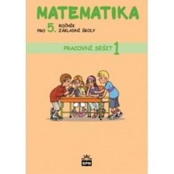 165951 SPN - Matematika pro 5. r. ZŠ, pracovní sešit (1. díl)