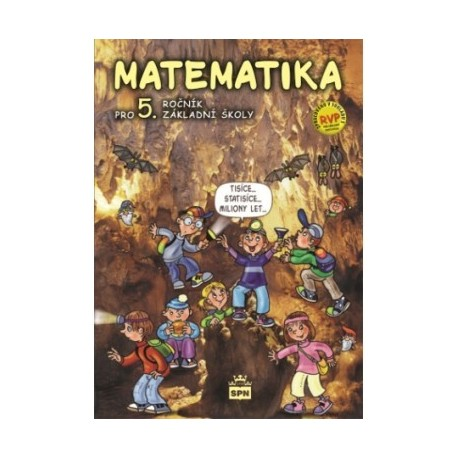 165950 SPN - Matematika pro 5. r. ZŠ, učebnice