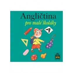 165427 SPN - Angličtina pro malé školáky, 2 CD