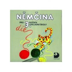 161357 Fortuna - Němčina pro 3. r. ZŠ, CD