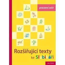 92838 Alter - PS ke Slabikáři - 3. díl: Rozšiřující texty
