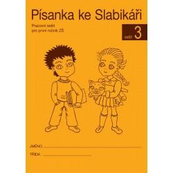 92807 Alter - PÍSANKA ke Slabikáři - 3. sešit